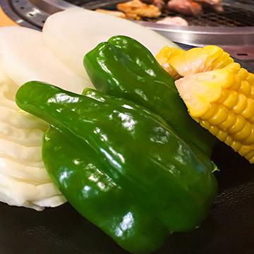 海鮮・野菜